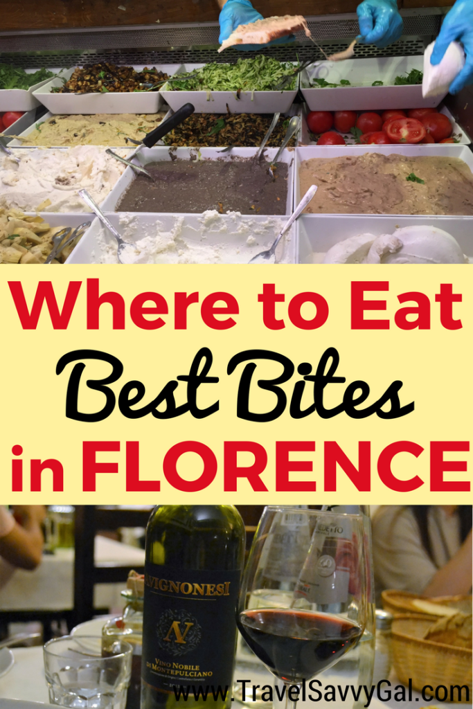 Where to Eat the Best Bites in Florence