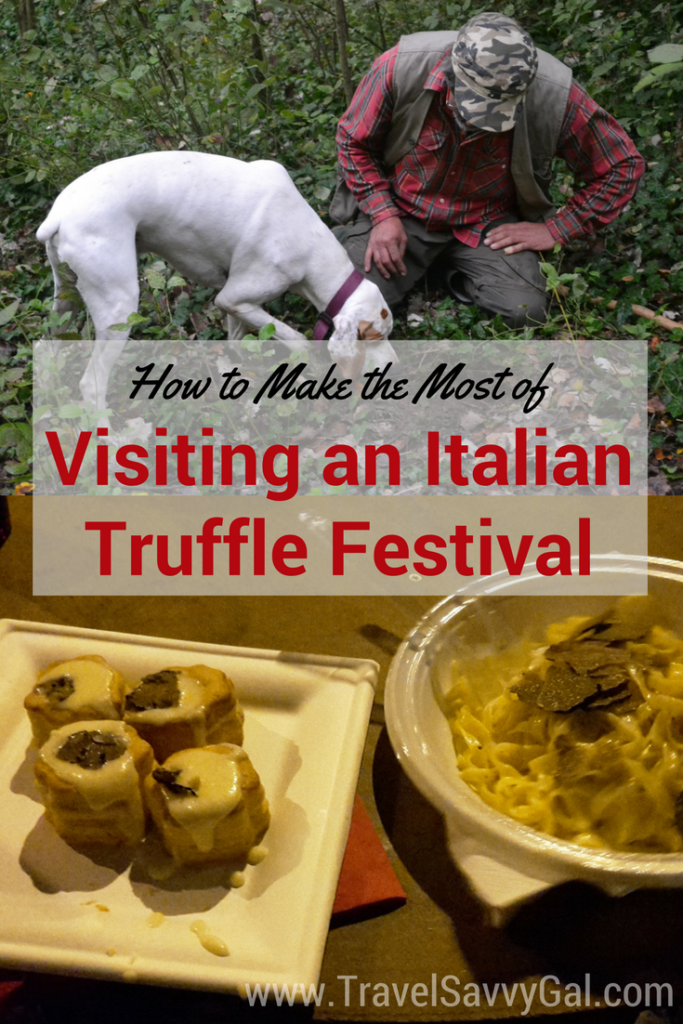 How to Make the Most of Visiting an Italian Truffle Festival