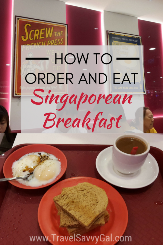 How to Order and Eat Singaporean Breakfast