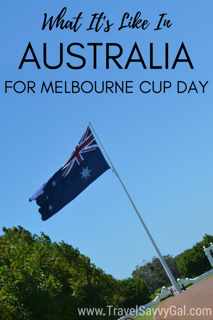 What It's Like in Australia for Melbourne Cup Day - The Race That Stops a Nation