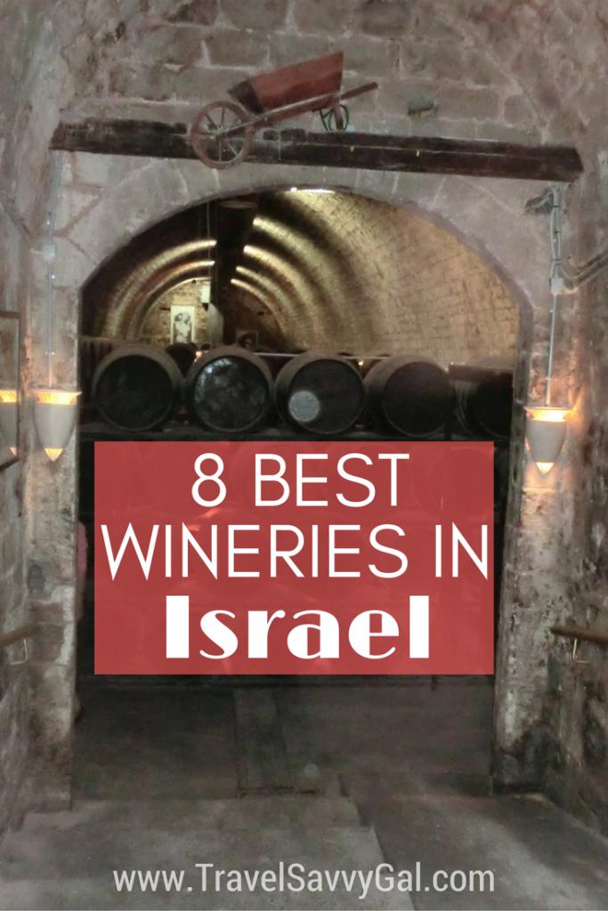 8 Best Wineries to Visit in Israel