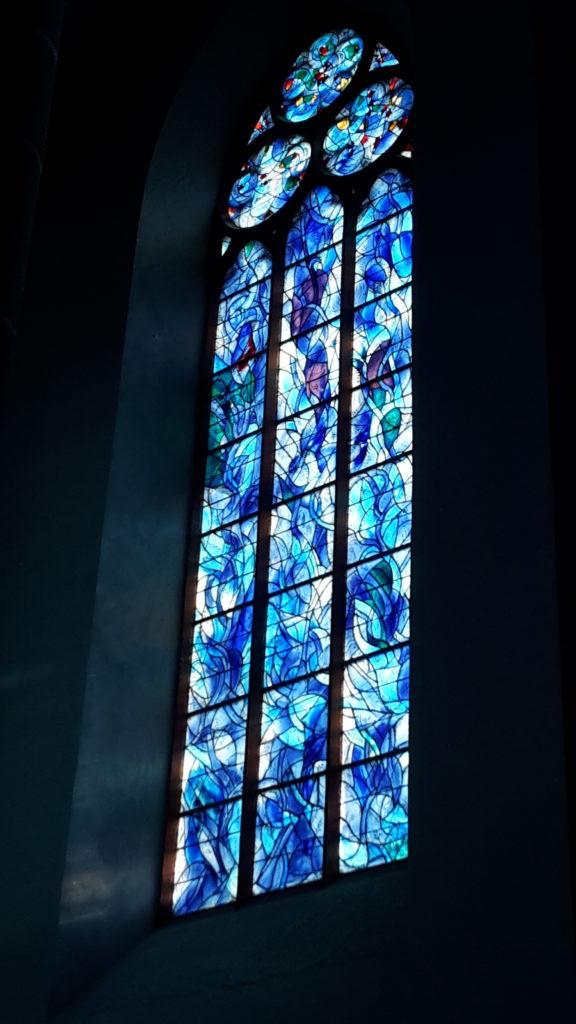 Chagall Windows St Stephan 20160122_115617