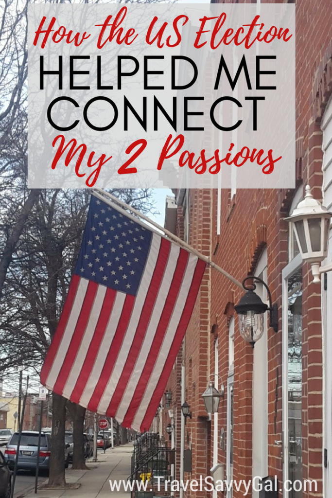 How the US Election Result Helped Me Connect My 2 Passions
