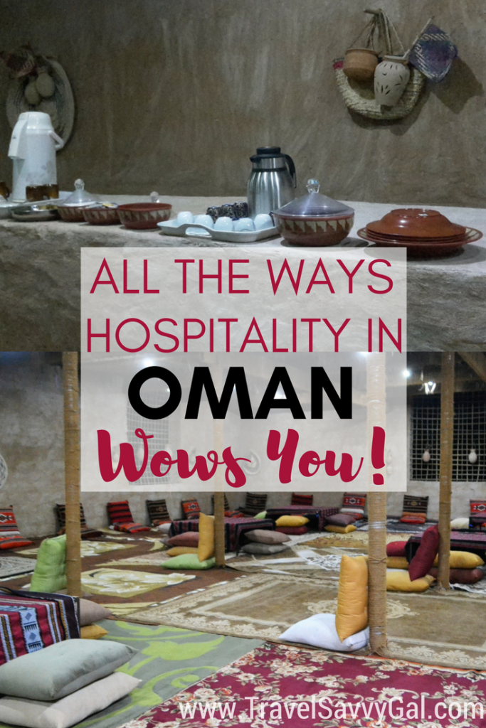Ways Hospitality in Oman Wows You