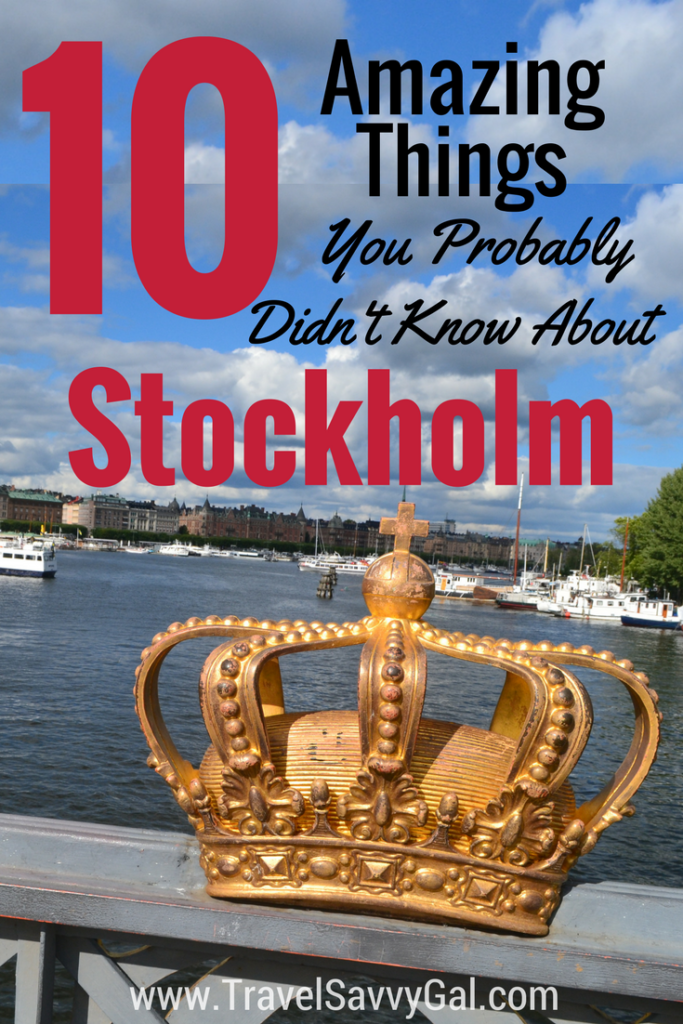 10 Amazing Things You Probably Didn't Know about Stockholm that Will Make You Want to Visit NOW