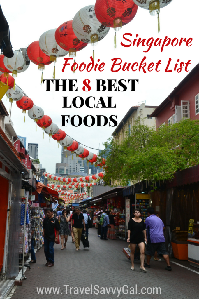 8 Foods You Must Try in Singapore - Foodie Bucket List