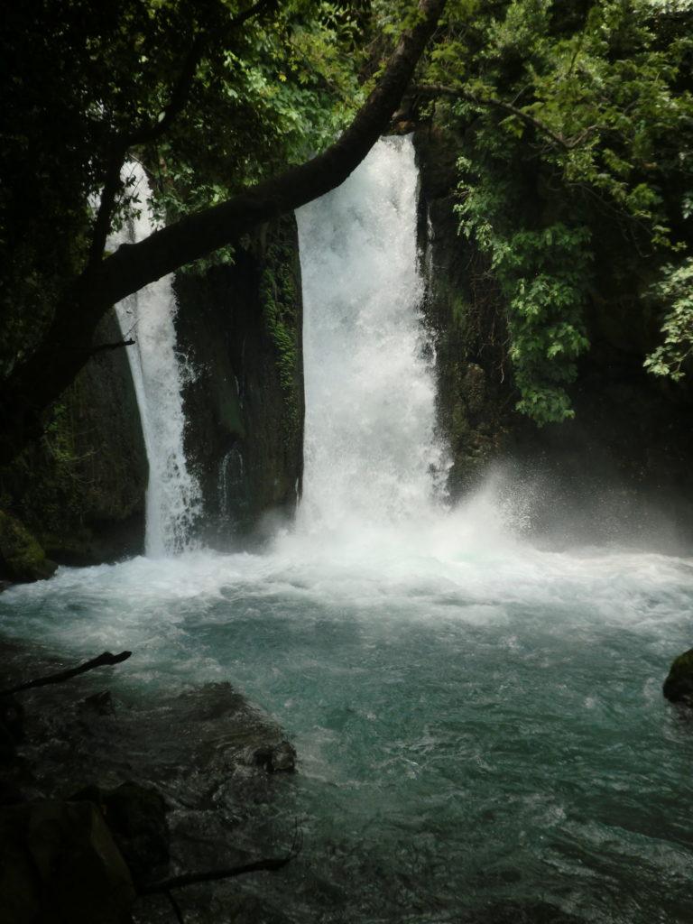 Banyas Waterfalls CIMG0906