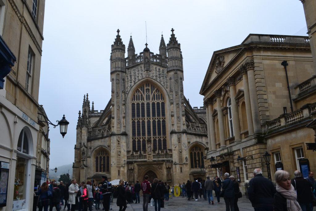 Bath Abbey Bath UK DSC_0383