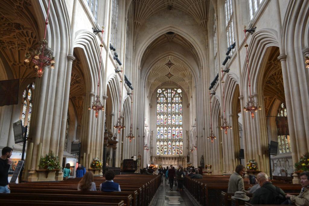Bath Abbey Bath UK DSC_0651
