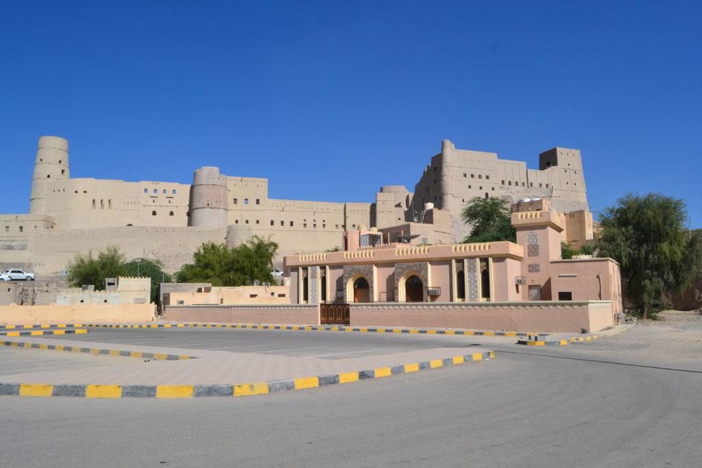 Castle Bahla Fort Oman DSC_0858