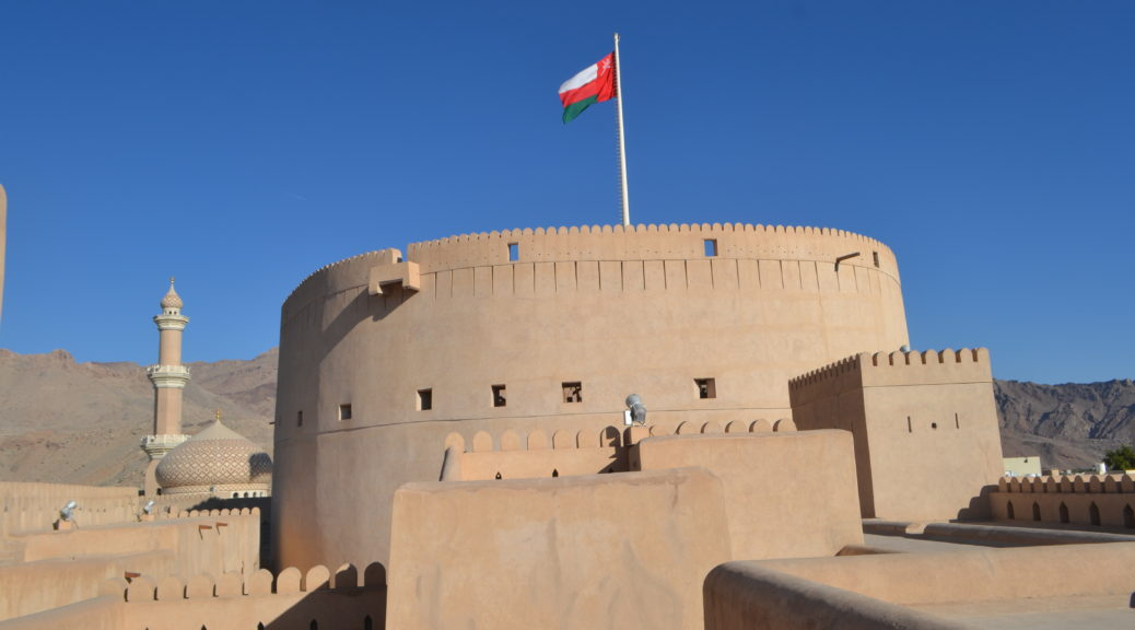 Castle Nizwa Oman DSC_0901