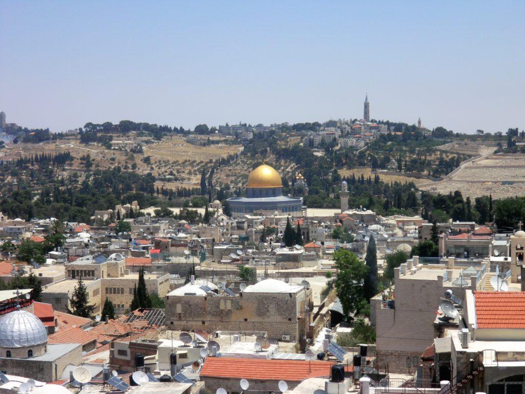 Dome of the Rock Al Aqsa Mosque Jerusalem Israel CIMG0718 (2)
