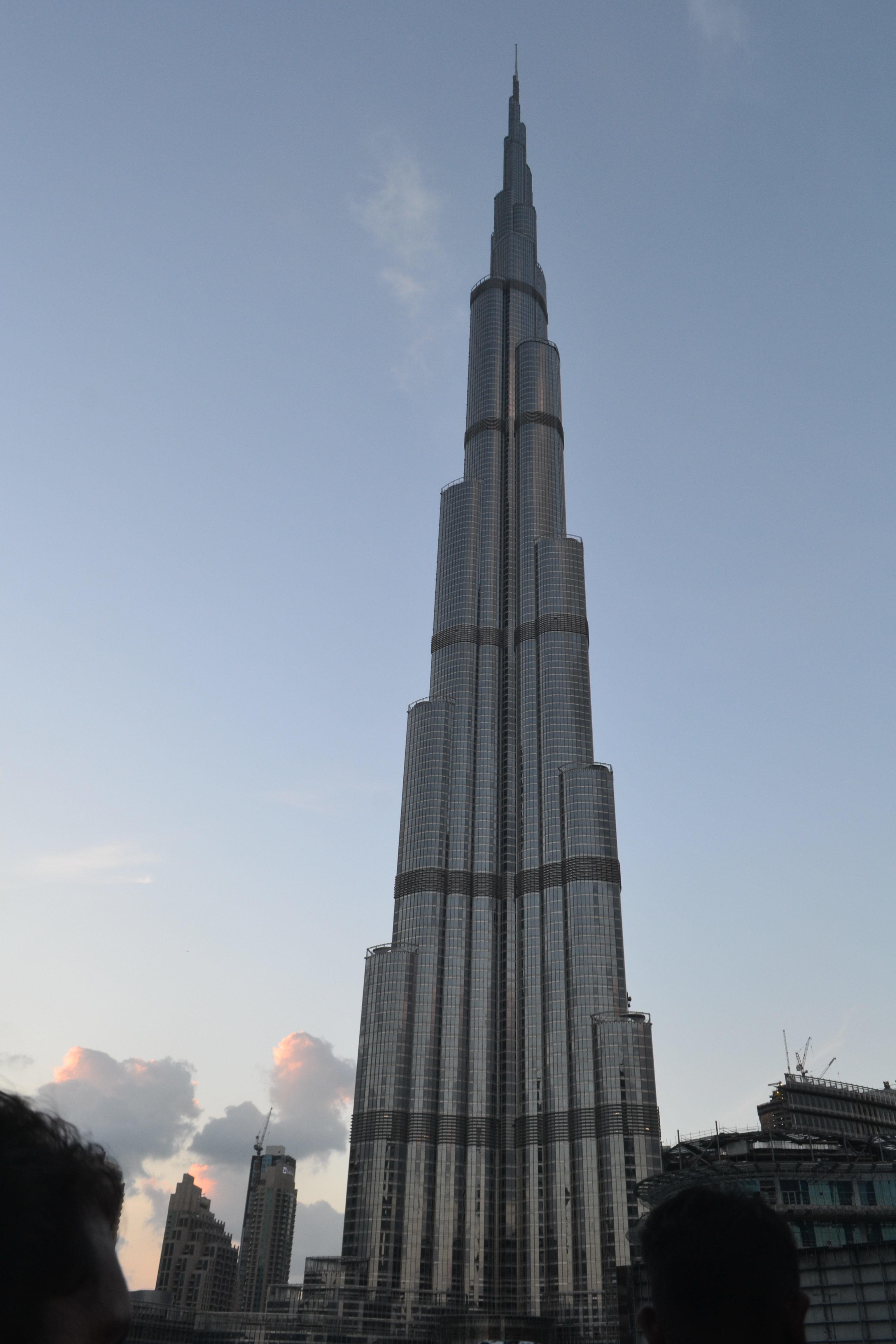 What It S Like To Go Up Dubai S Burj Khalifa World S
