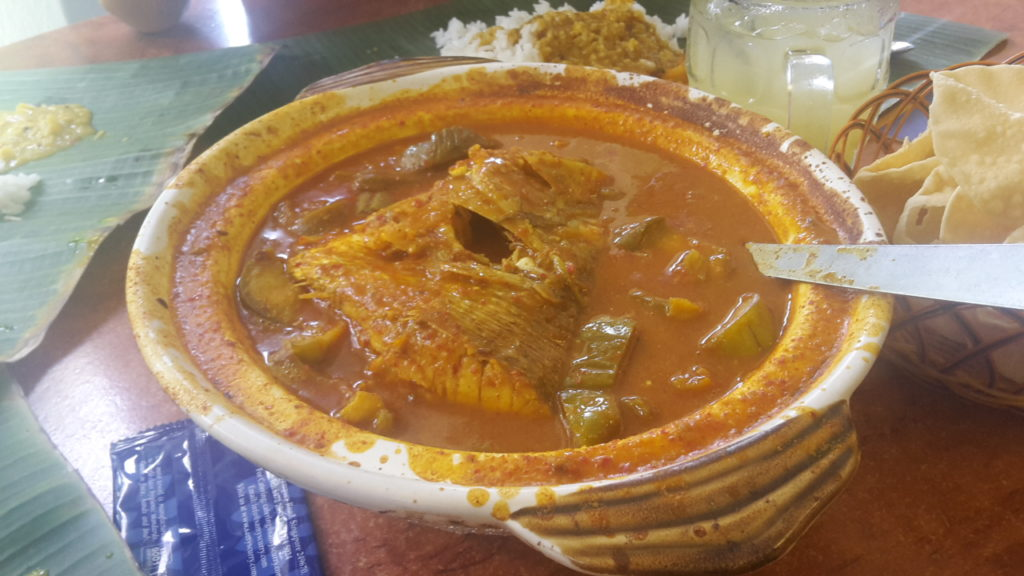 Fish Head Curry Singapore 20161106_125454