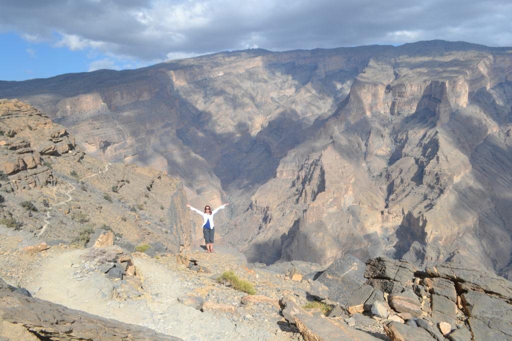 Jabal Shams Grand Canyon of Oman DSC_0086