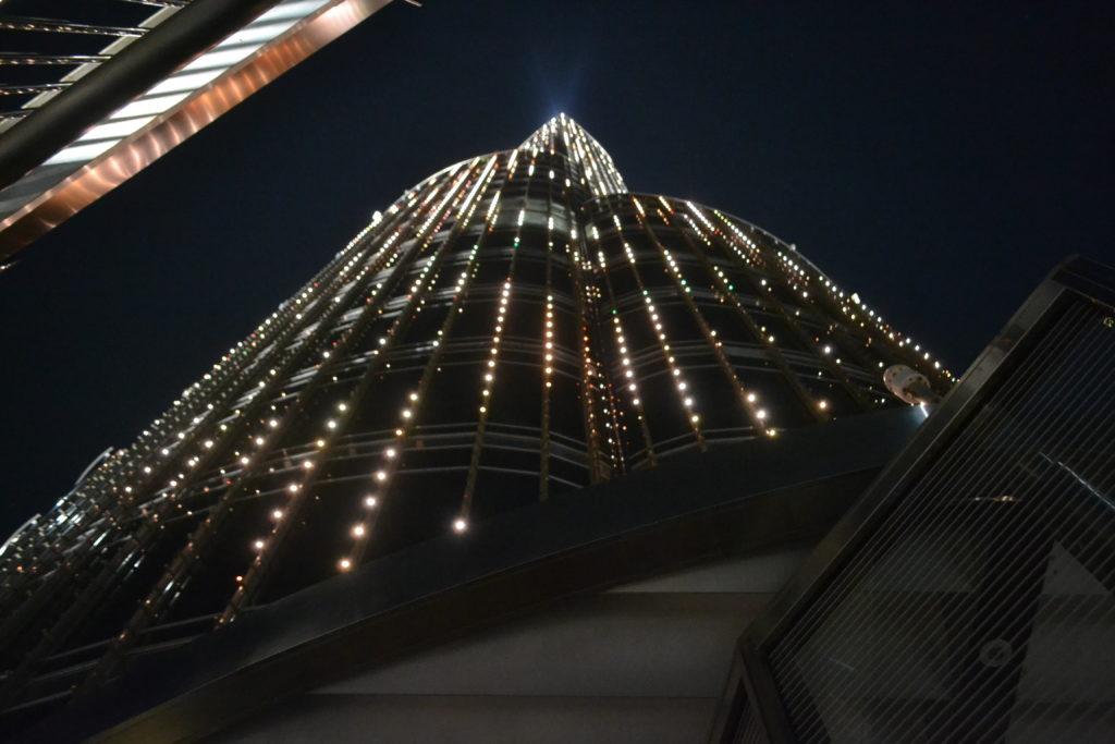 Light Show Burj Khalifa Dubai UAE DSC_0941