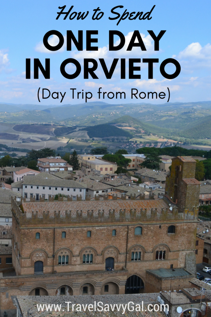 One Day in Orvieto Italy - Day Trip from Rome