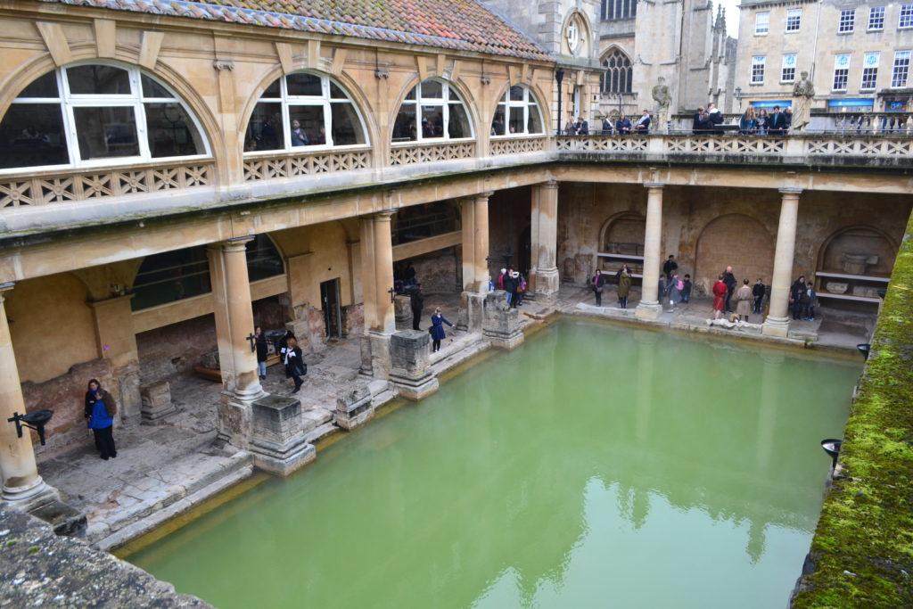 Roman Baths Bath UK DSC_0397