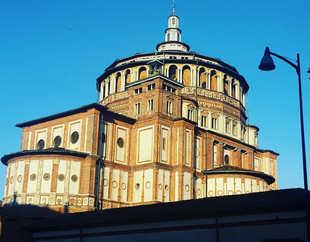 Santa Maria delle Grazie Milan Italy IMG_20160520_073301
