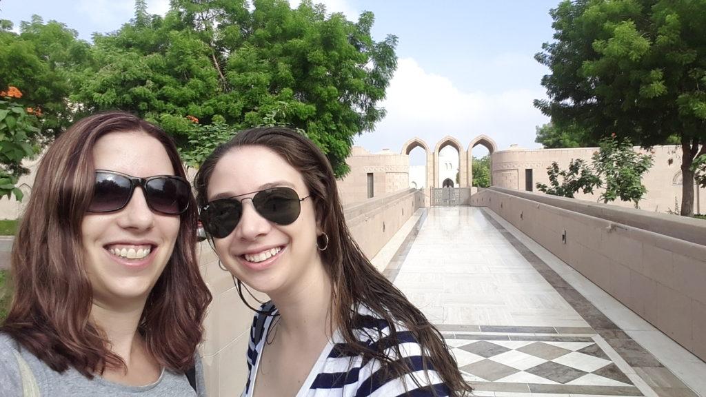 Sultan Qaboos Grand Mosque Muscat Oman 20161205_091718