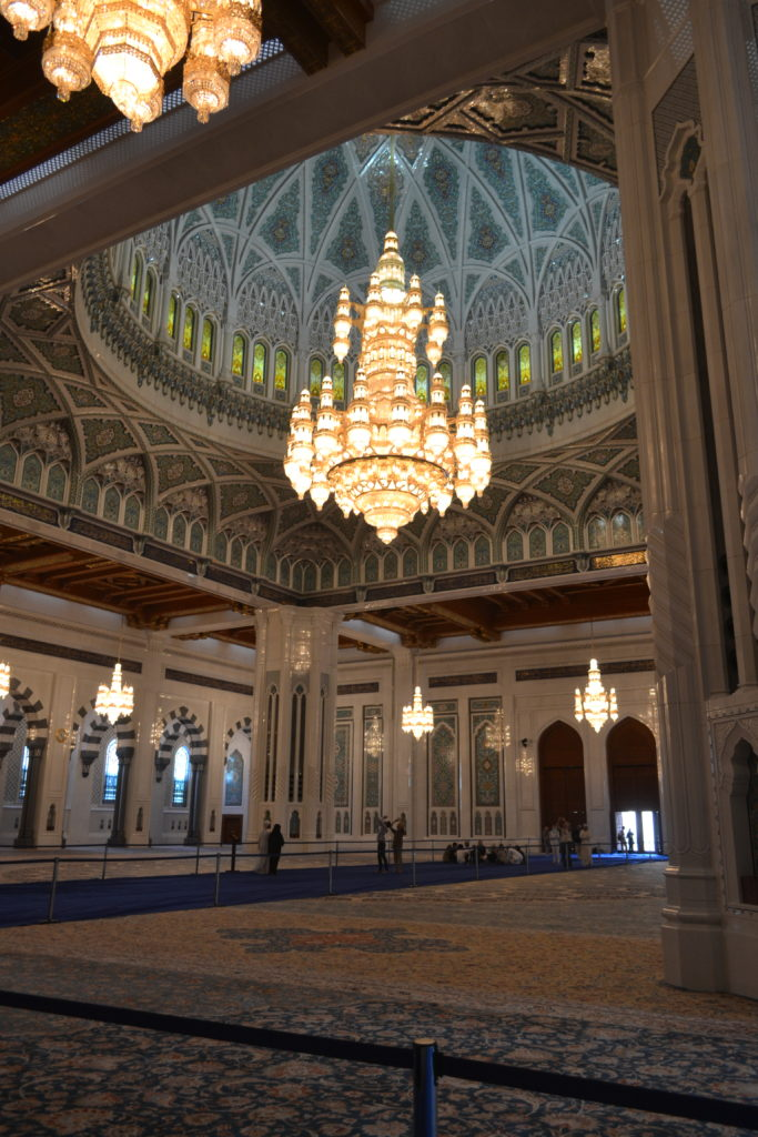Sultan Qaboos Grand Mosque Muscat Oman DSC_0709