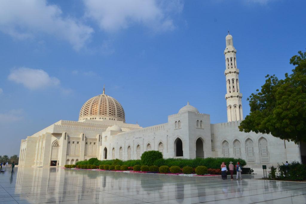 Sultan Qaboos Grand Mosque Muscat Oman DSC_0739