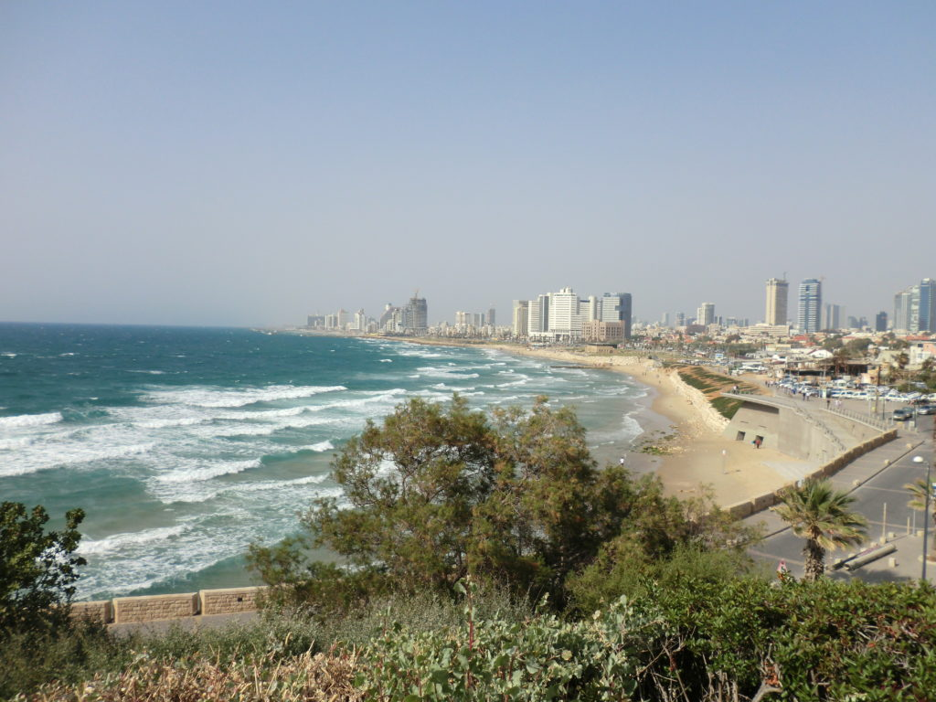 Tel Aviv Beach View CIMG0243 - Copy