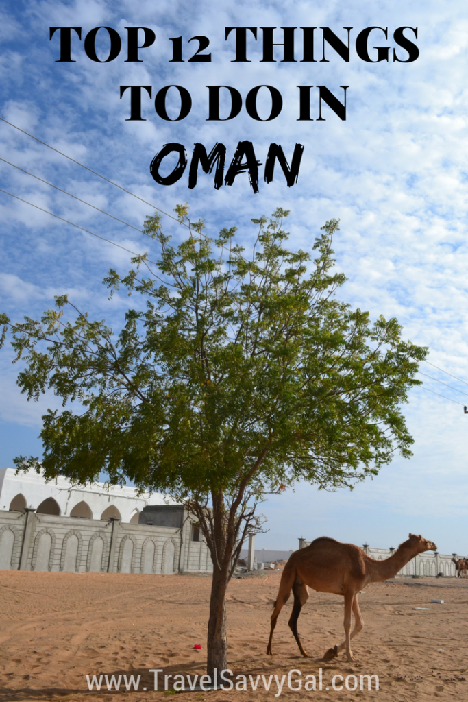 Top 12 Things to Do in Oman