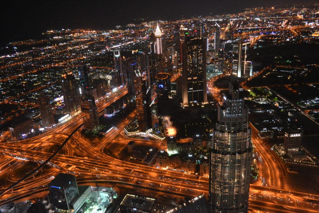 View Level 125 Burj Khalifa Dubai UAE DSC_0987