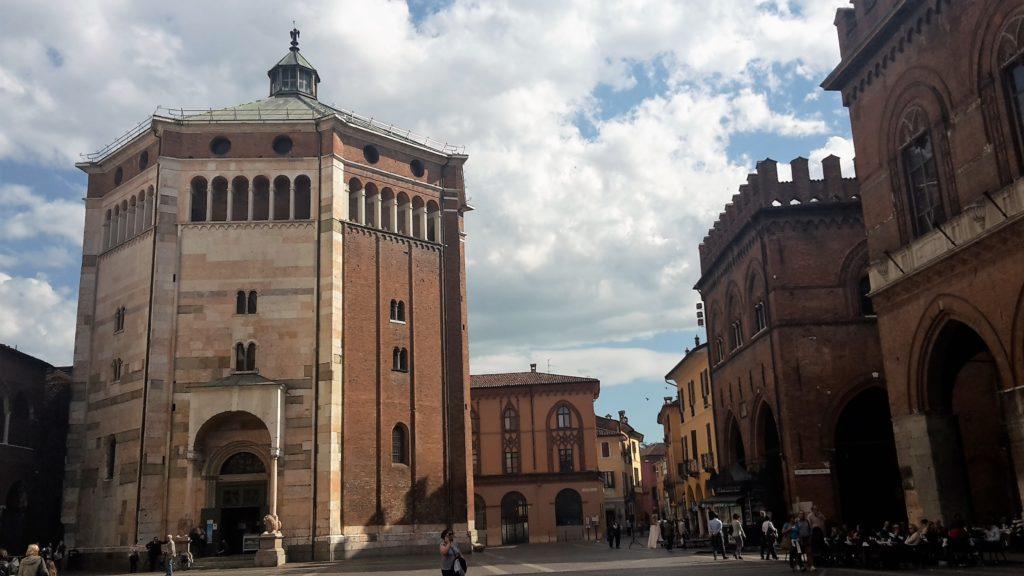 Baptistery - Battistero - Cremona Italy 20160417_162135 (2)