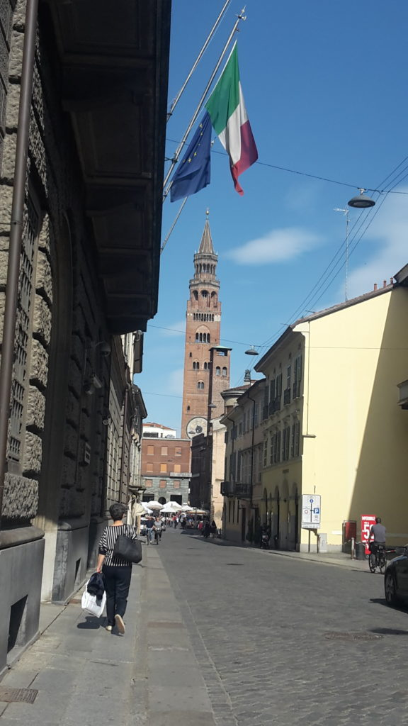 Bell Tower Cremona Italy 20160417_161514