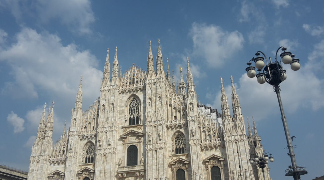 Featured Milan Italy Duomo Cathedral 20160912_155340