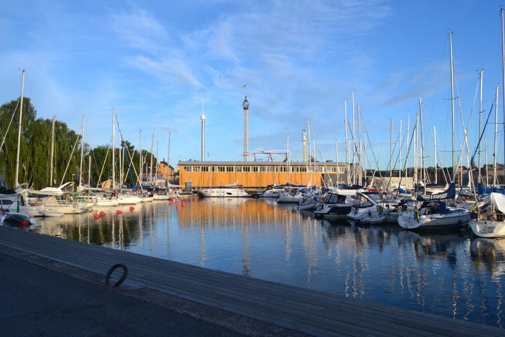 Water Level Stockholm Sweden best views DSC_0168