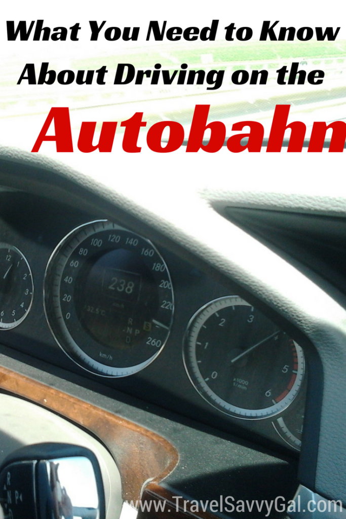 What You Need to Know About Driving on the Autobahn in Germany