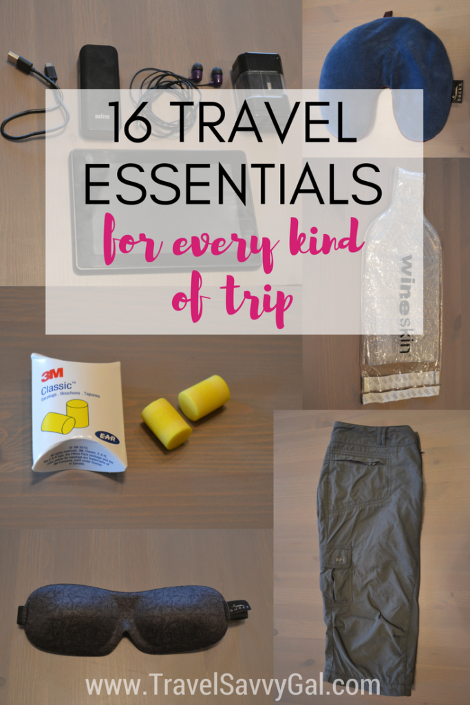 16 Travel Essentials for Every Kind of Trip - Travel Products I Love