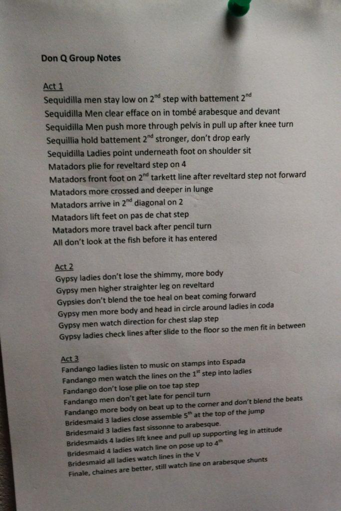 Backstage Notes Opera House Sydney Australia DSC_0565 (2)
