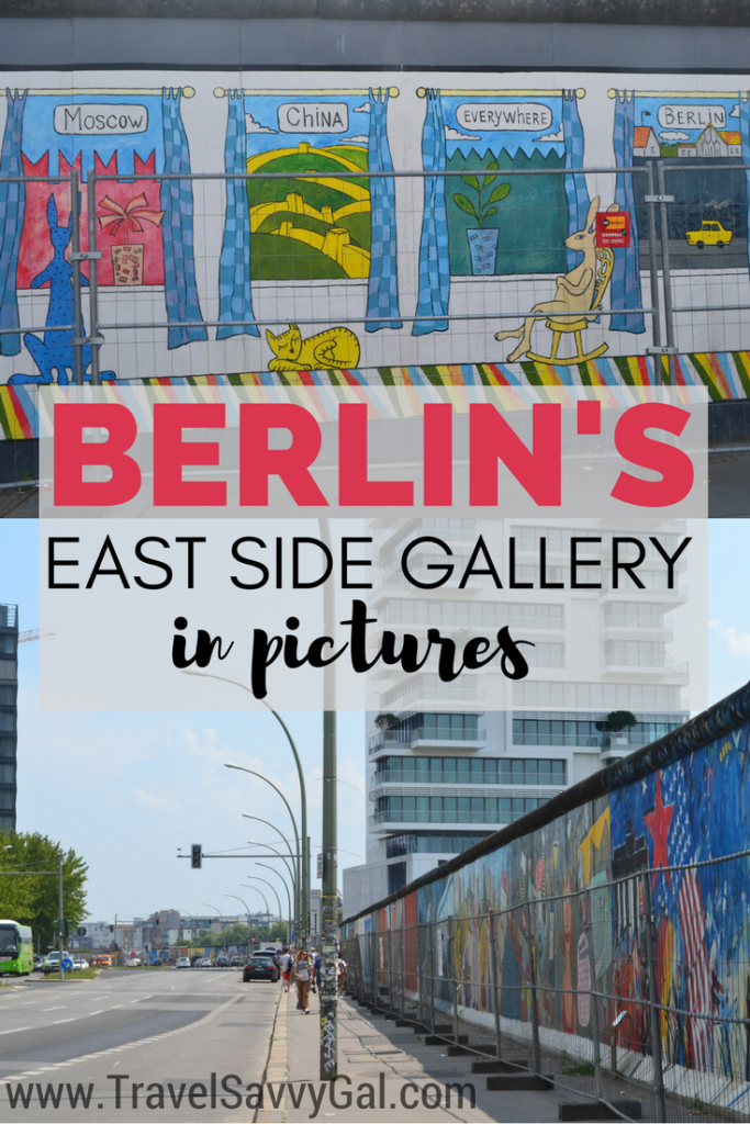 Berlin's East Side Gallery in pictures Germany