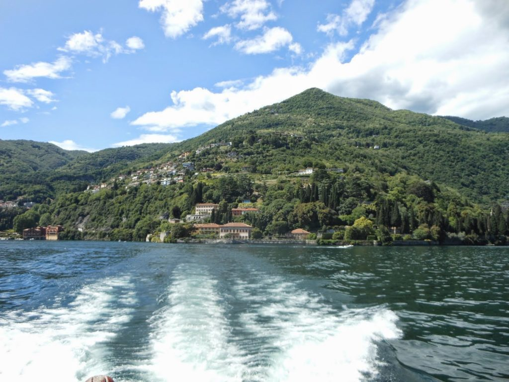 Boat Trp Lake Como Italy DSCN0408