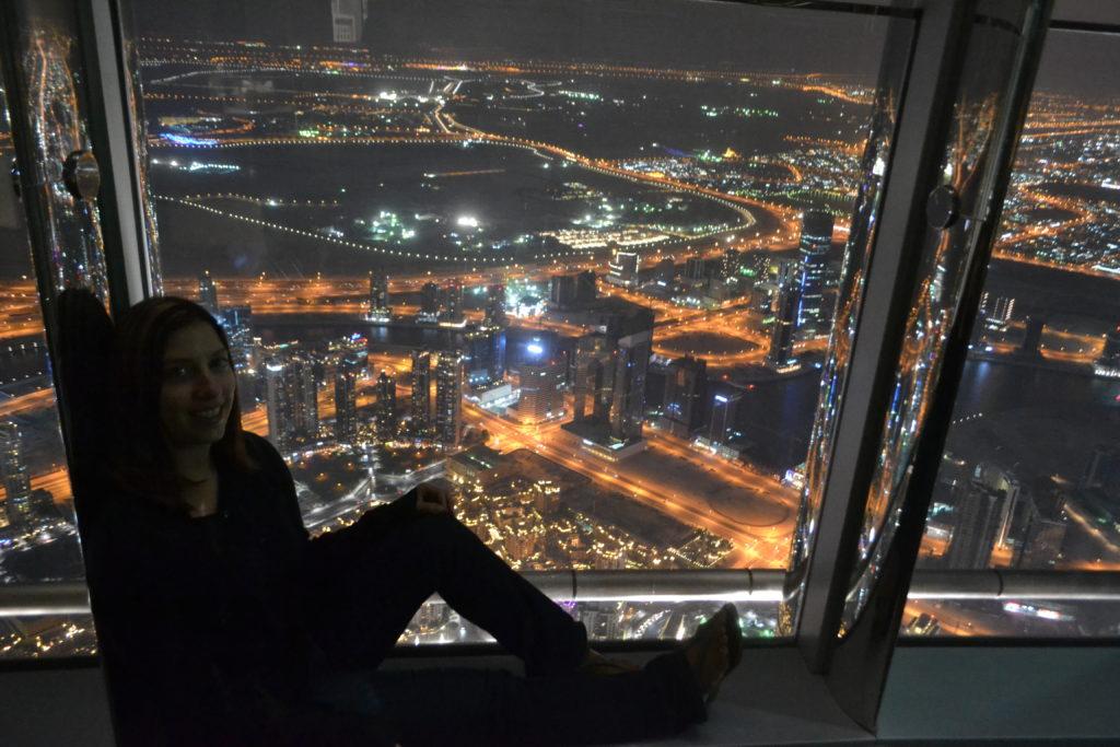 Burj Khalifa At the Top Dubai Mall UAE DSC_0921