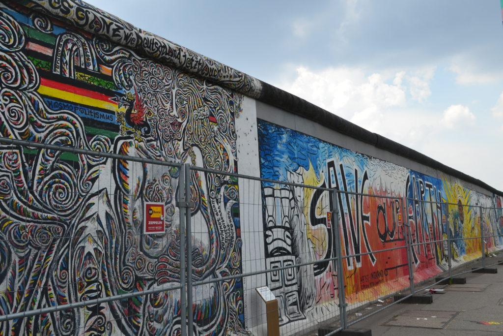 East Side Gallery Berlin Germany DSC_0773
