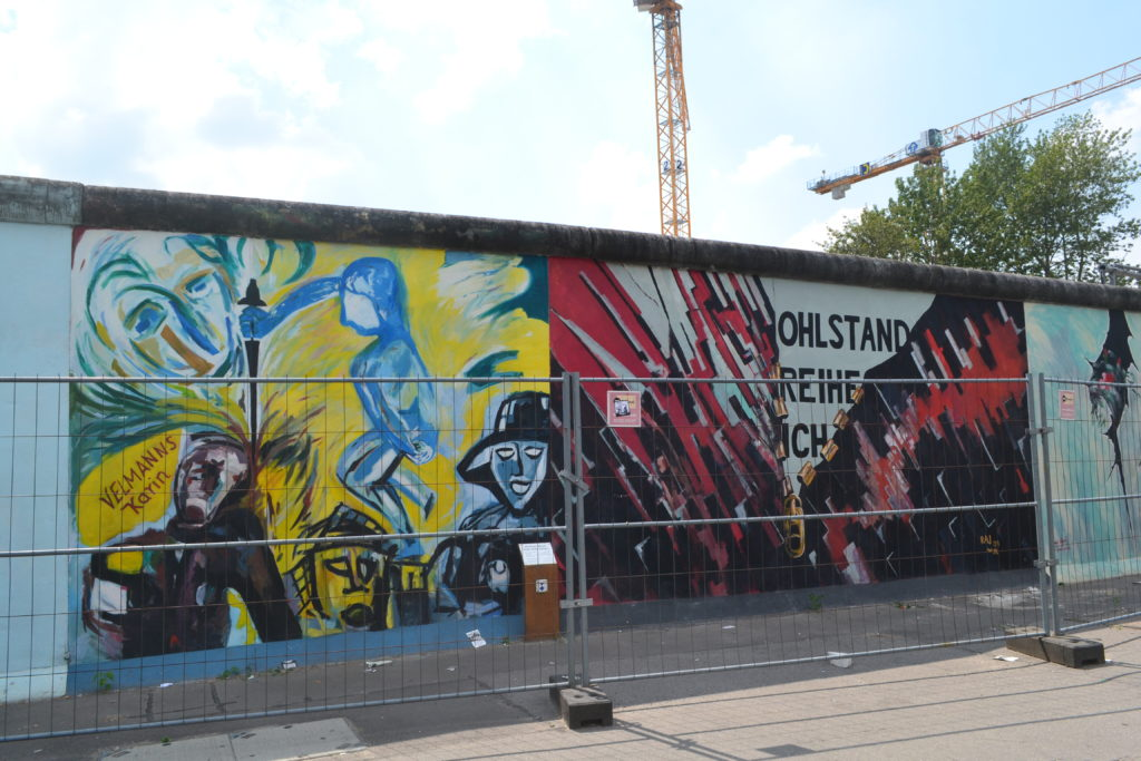 East Side Gallery Berlin Germany DSC_0784
