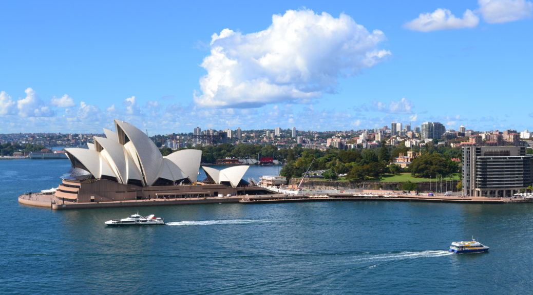 Featured Opera House Sydney Australia DSC_0630