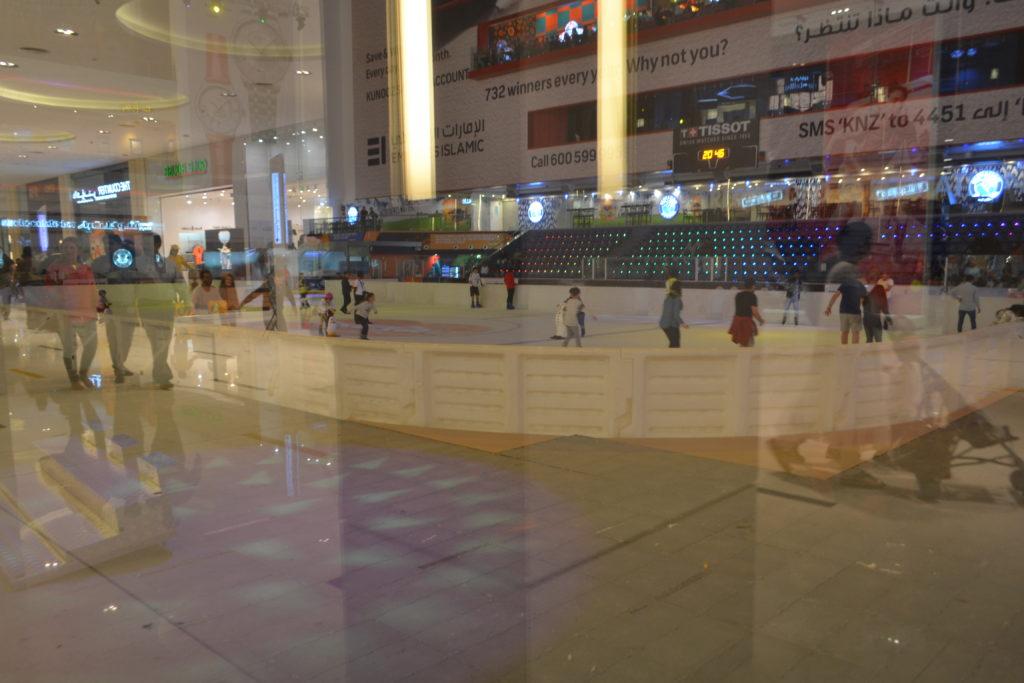 Ice Rink Dubai Mall UAE DSC_0016