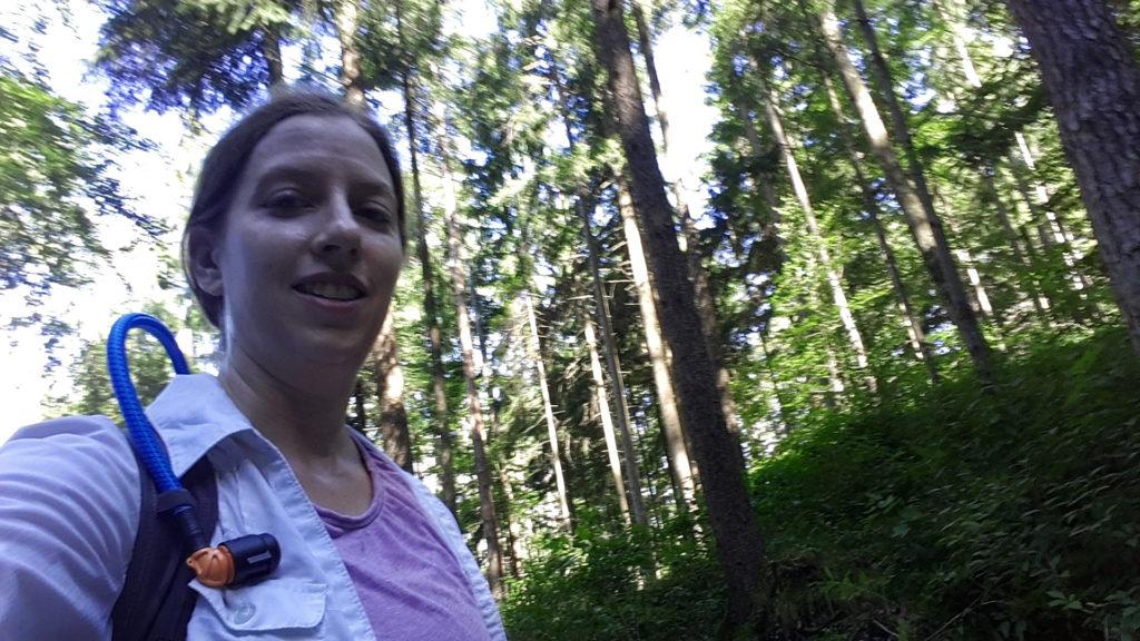 Solo hiking in Liechtenstein