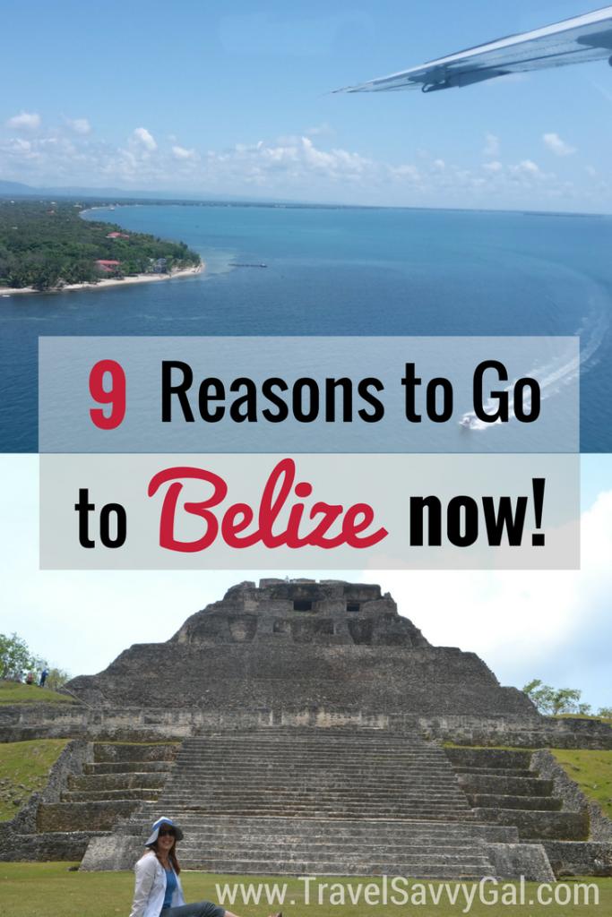 9 Reasons Belize Should Be Your Next Travel Destination