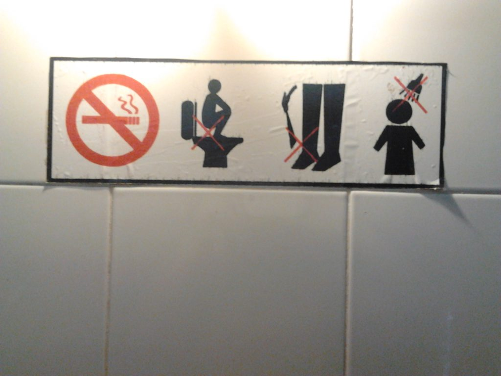 Bathroom Sign Cambodia Rules to Travel By2012-12-28 12.00.55