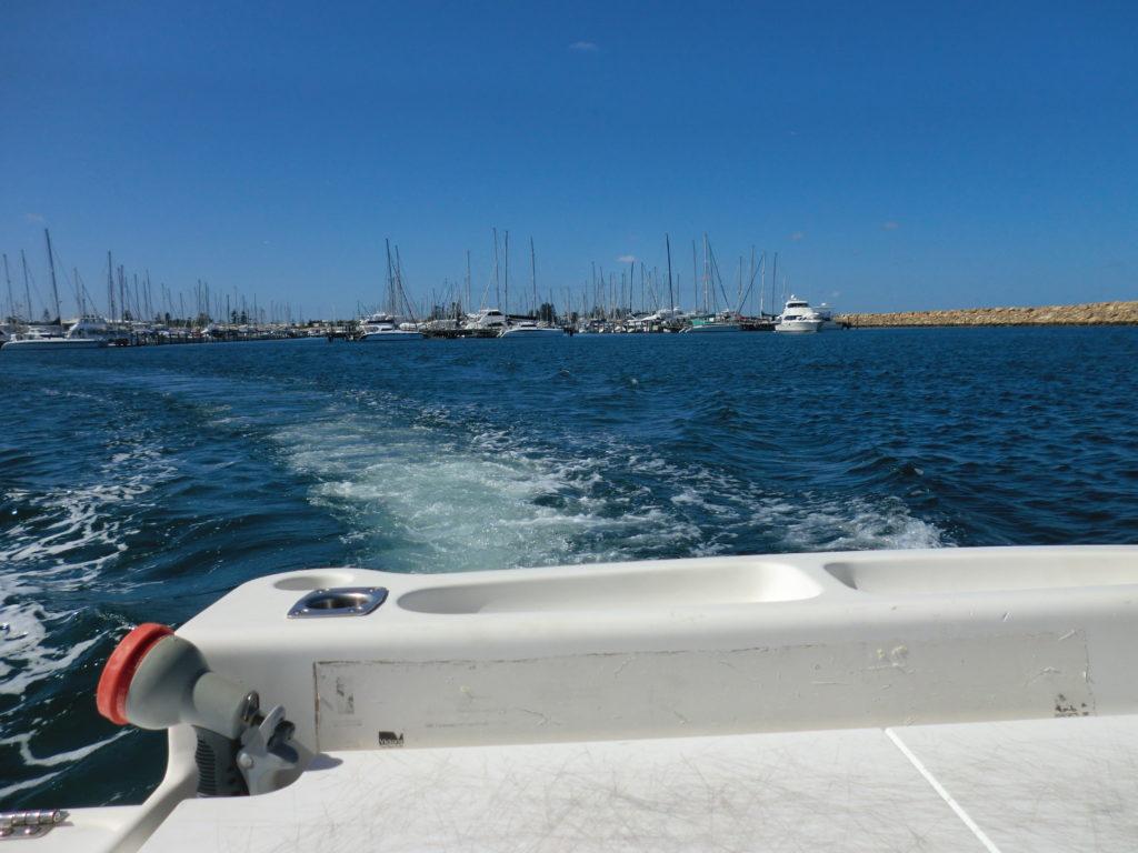 Boat Perth Australia Summer Bucket List CIMG1544