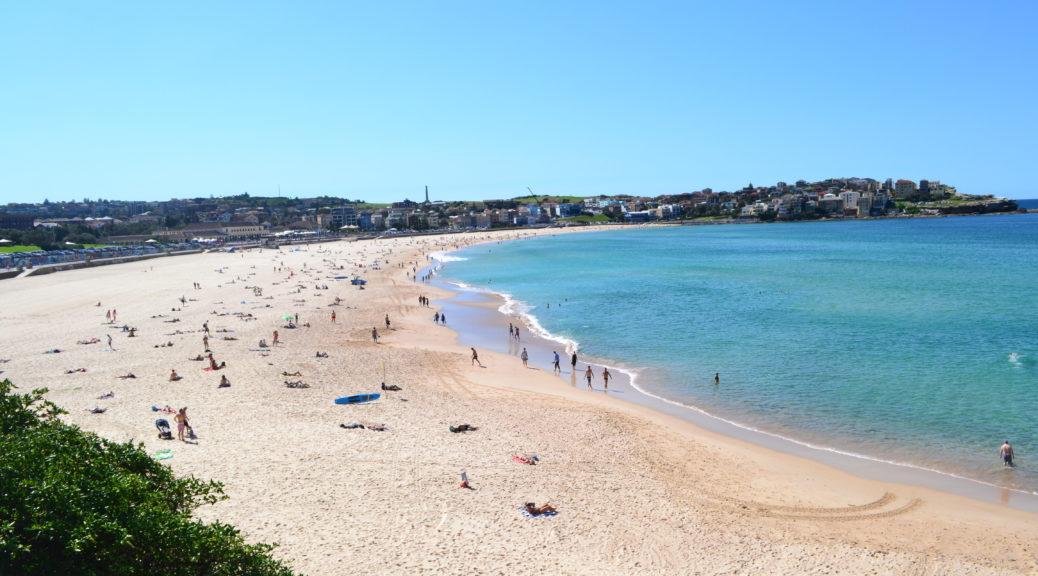 The (in)famous Bondi Beach