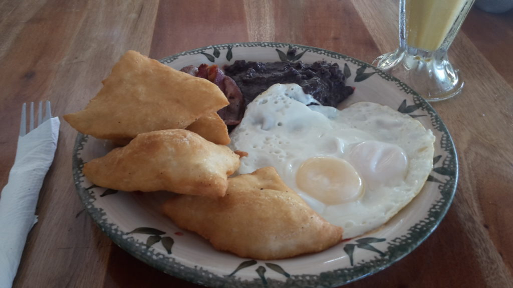 Fry Jacks How to Eat Like a Local in Belize 20170516_085957