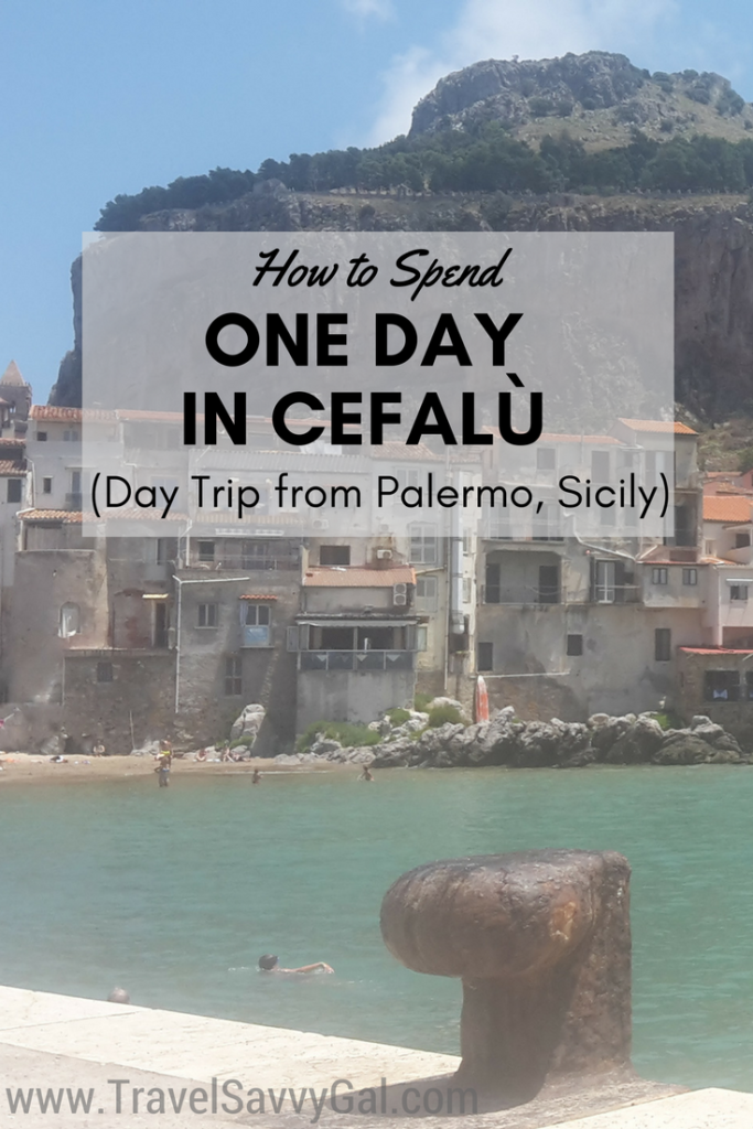 How to Spend One Day in Cefalu Sicily Italy - Perfect Day Trip from Palermo